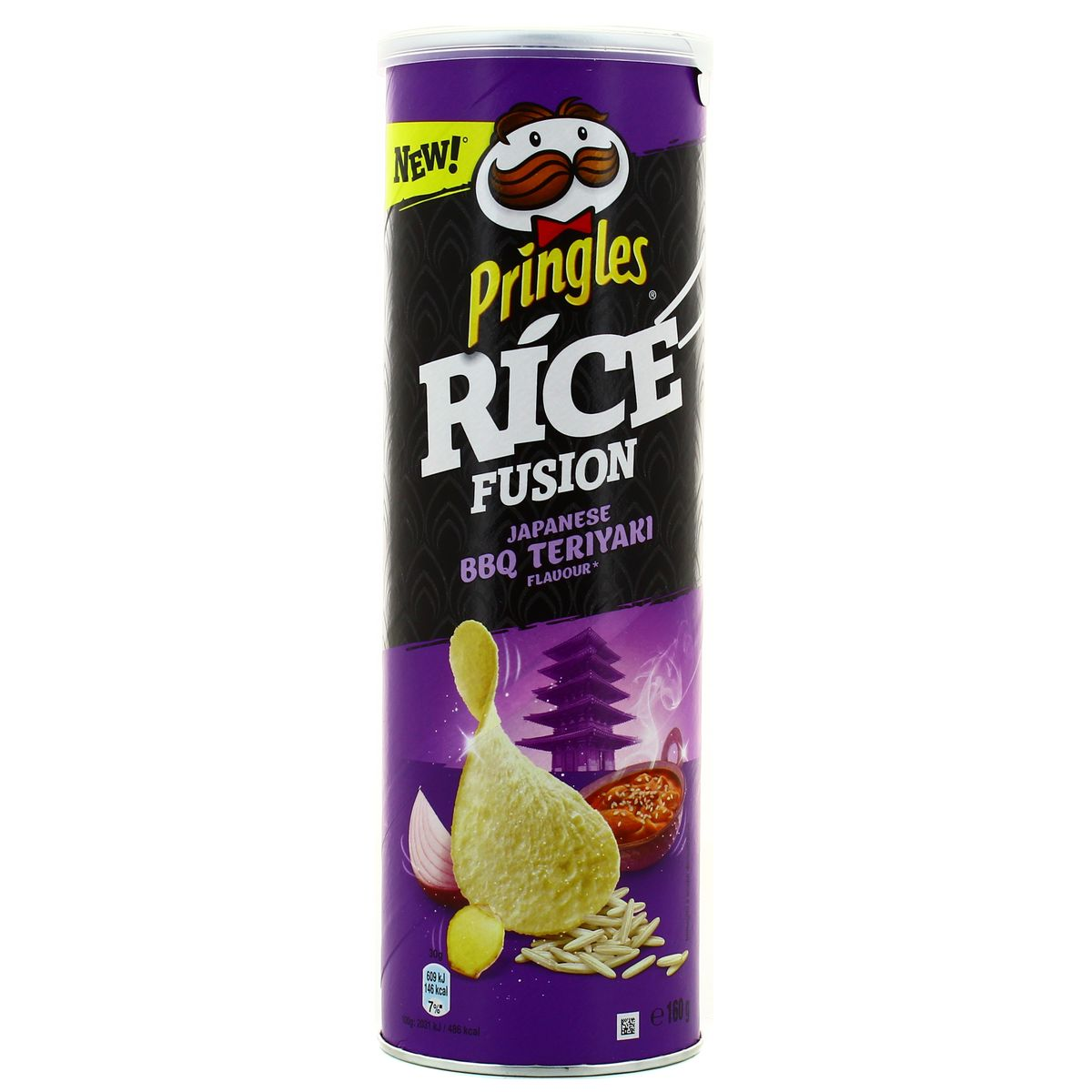 Pringle Ric Bbq Teryaki 160g