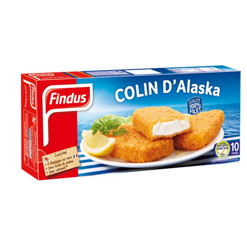 Findus Pane Colin 510g