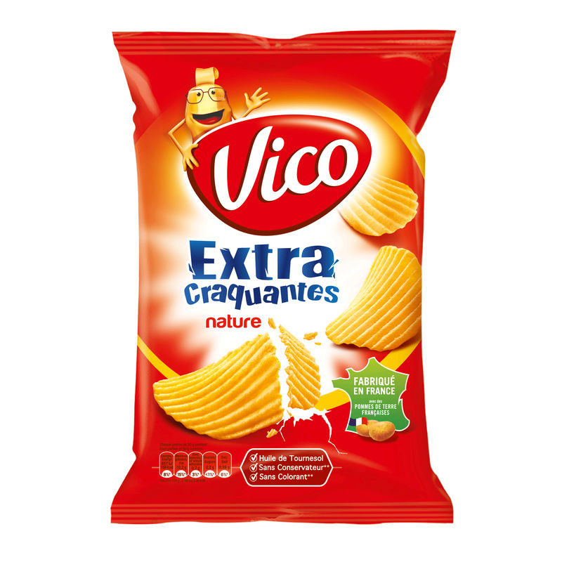 Chips Extra Craq.nature135g