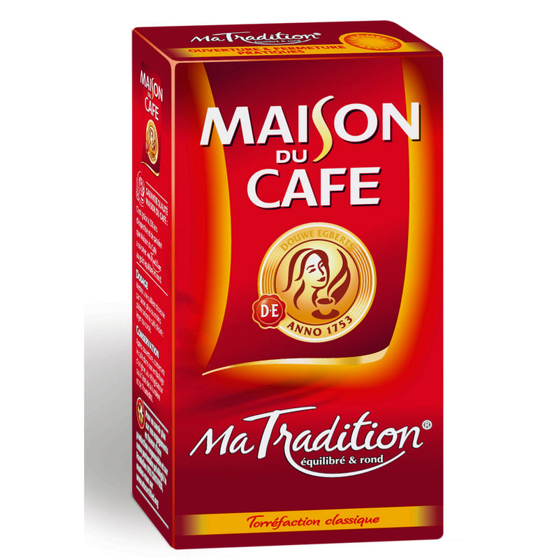 Cafe Moulu Tradition Mdc 250g