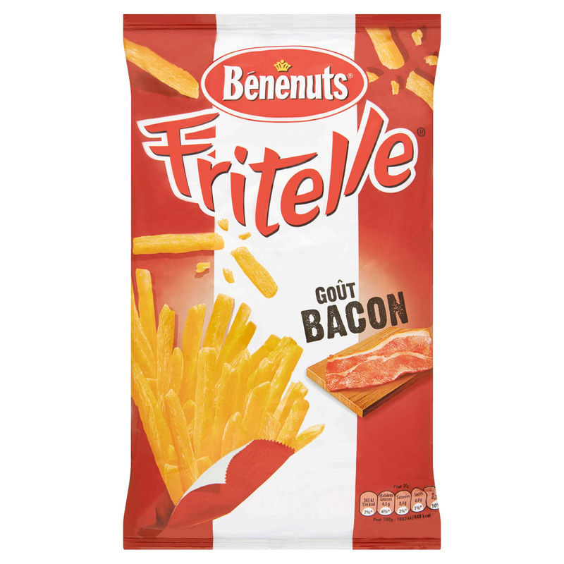 Fritelle Bacon 80g