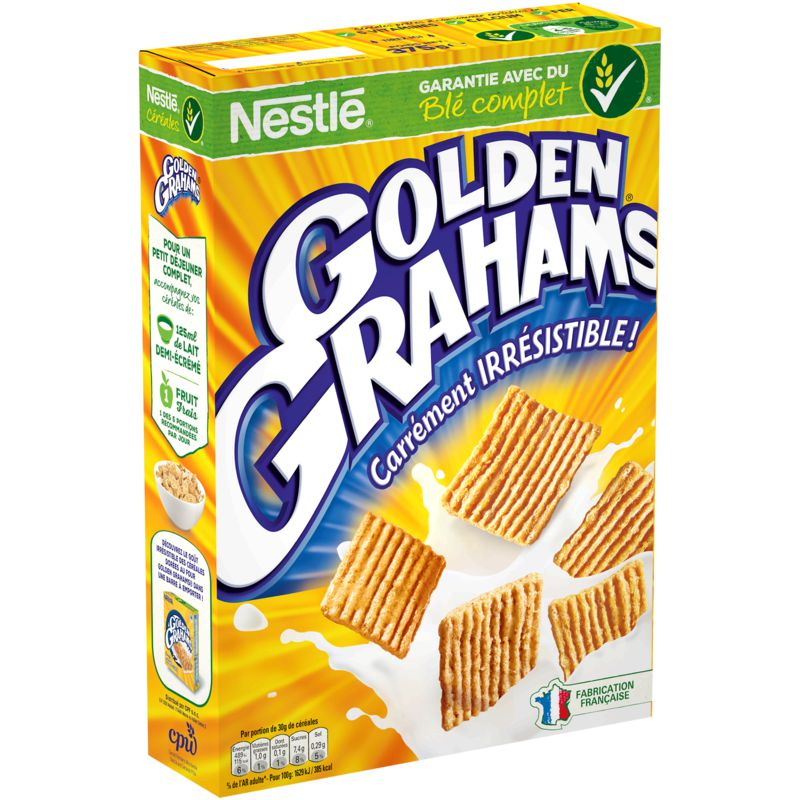 Golden Grahams Nestle 375g