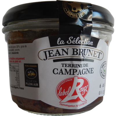Campagne Label Rouge 180g