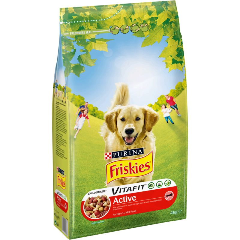 Friskies Adult Active 4kg