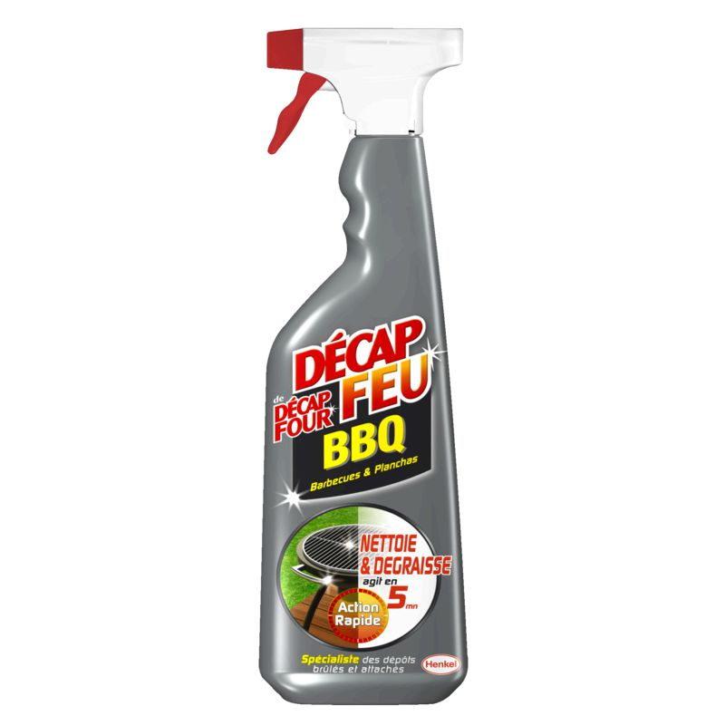 Decap Feu.bbq.spr.750ml Sleeve