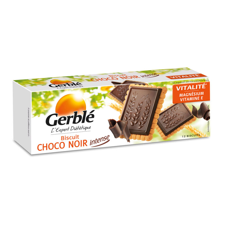 Bisc.choco Fondant Gerble 150g