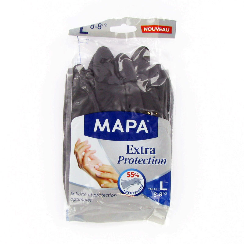 Mapa Gants Ext.protect.tail.l