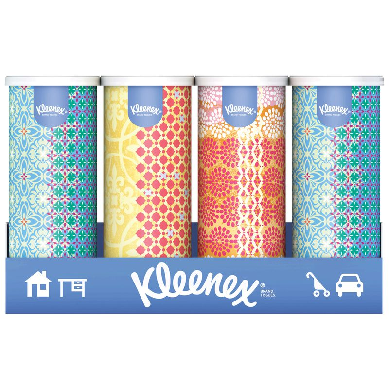 Kleenex Collection Tube X34