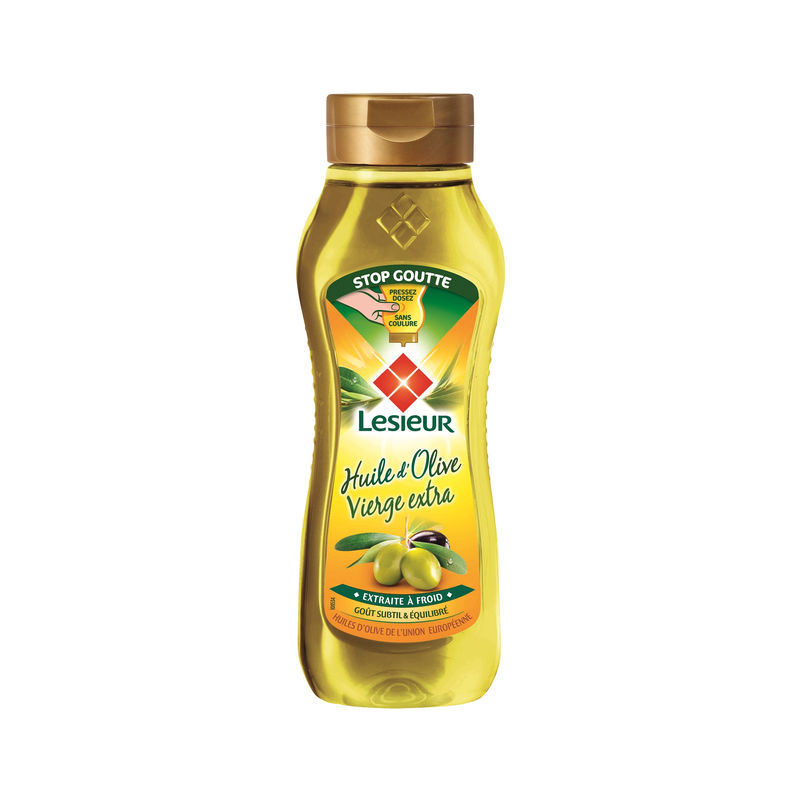Huile Olive Squeeze 675ml Lesi