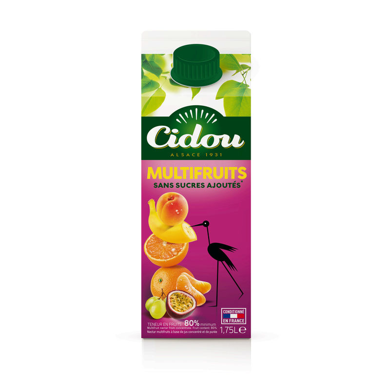 Cidou Douceur De Multi 1,75cl