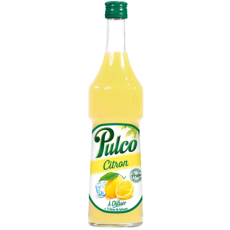 Pulco Citron 70cl