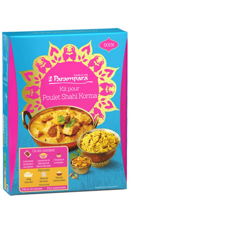 Kit Shahi Korma Parampara 395g