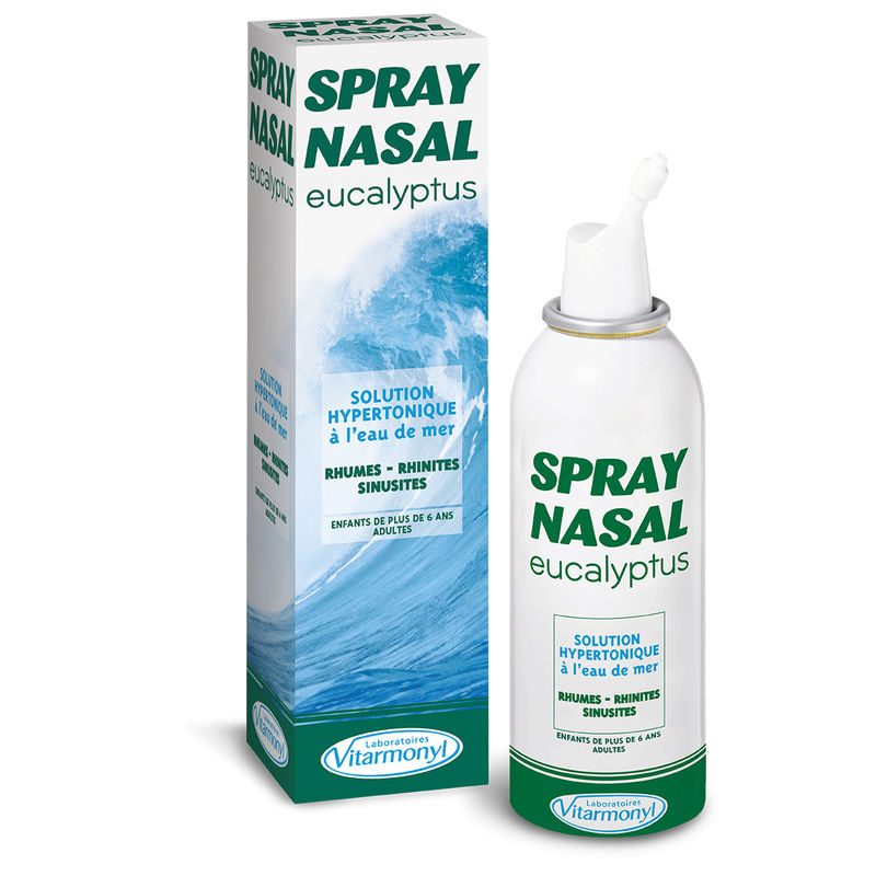 Spray Nasal Eucalyptus