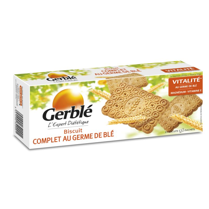Bisc. Comp.germe Cereal 210g