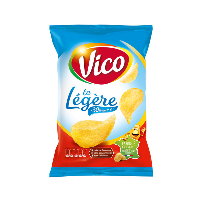 Chips Vico -30%mg Sale 120g