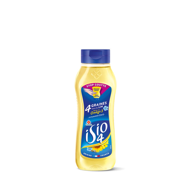 Les.stop Goutte Isio 675 Ml