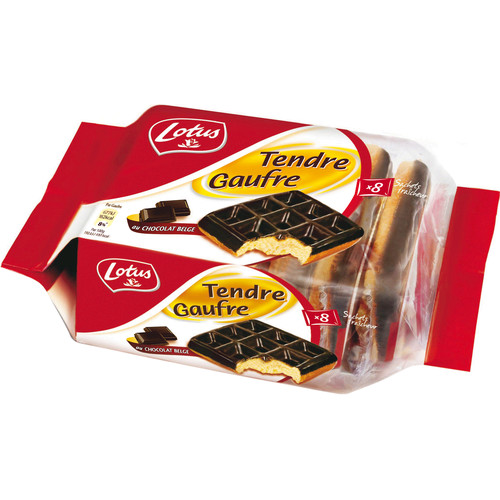 Tendre Gaufre Choco X8 296g