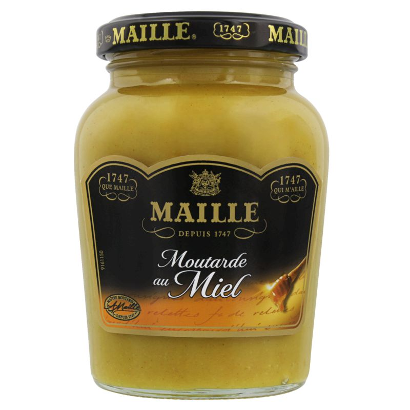 Maille Moutarde Miel 230g