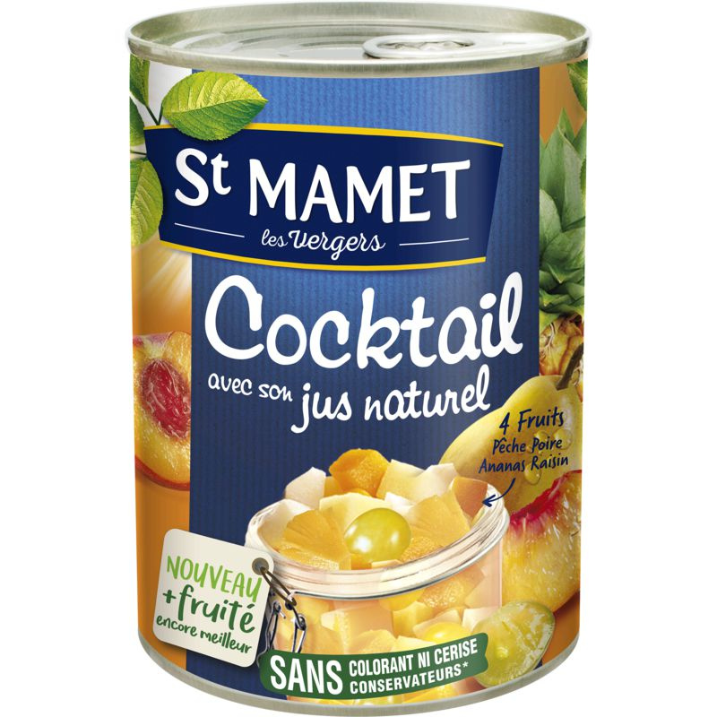 Cocktail St Mamet 250g