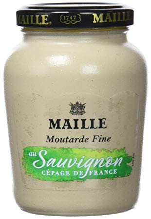 Maille Moutarde Fine Sauv.210g