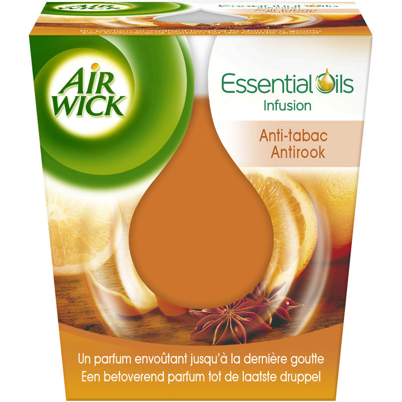 Air Wick Bougie Anti Tabac