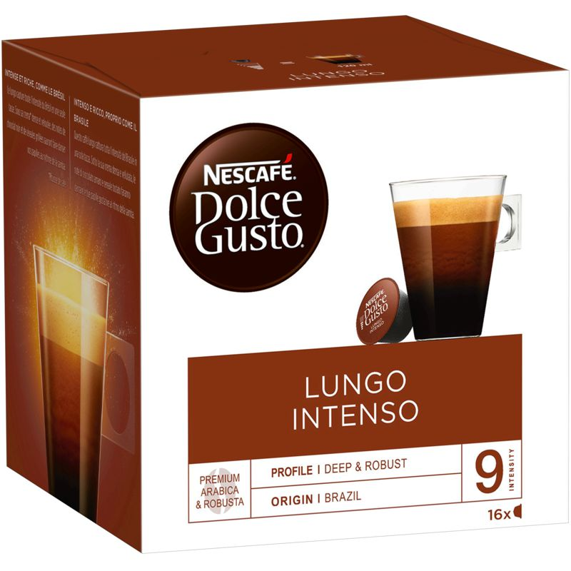Dolce Gusto Lungo Intenso 6x14