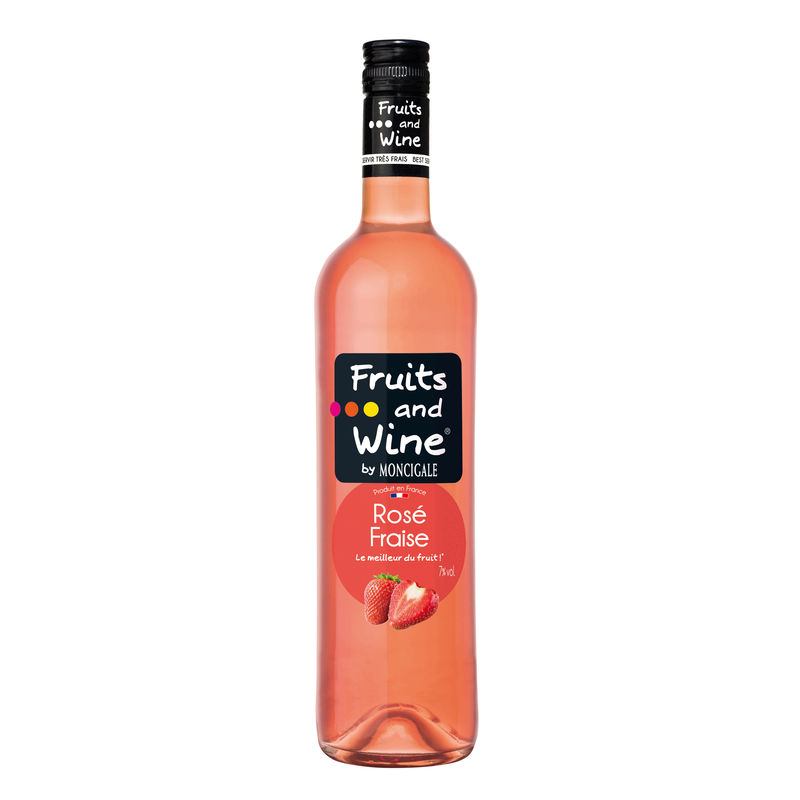 Babv Fruits And Wine Rs Fraise