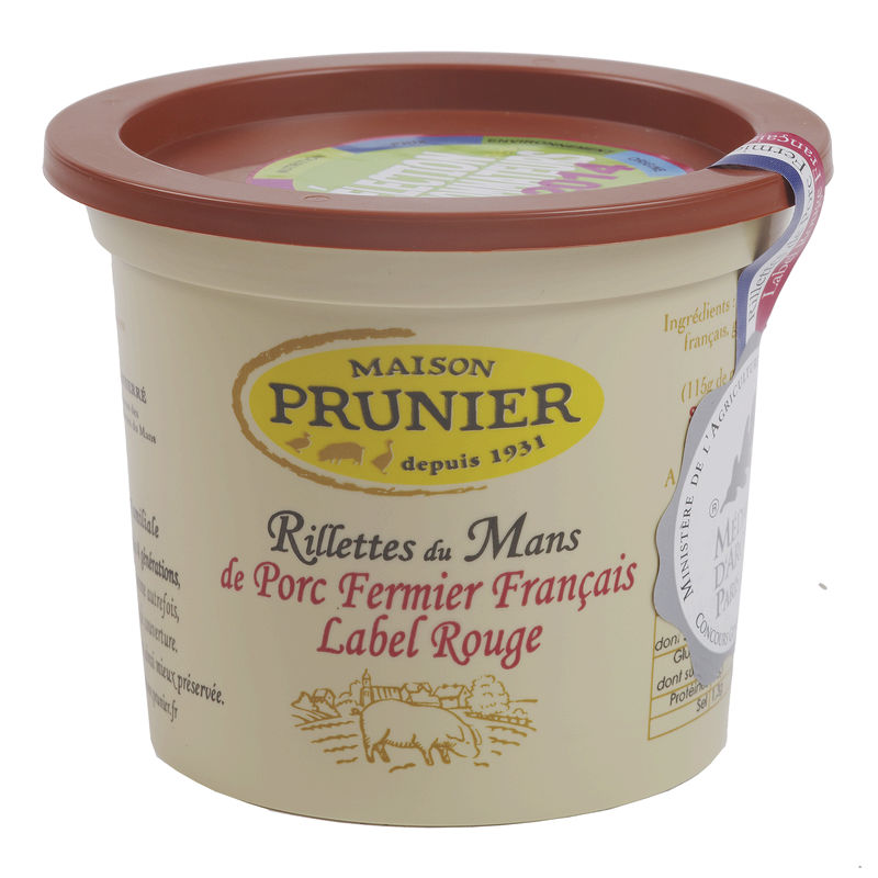 Rillette Du Mans Pot 220g