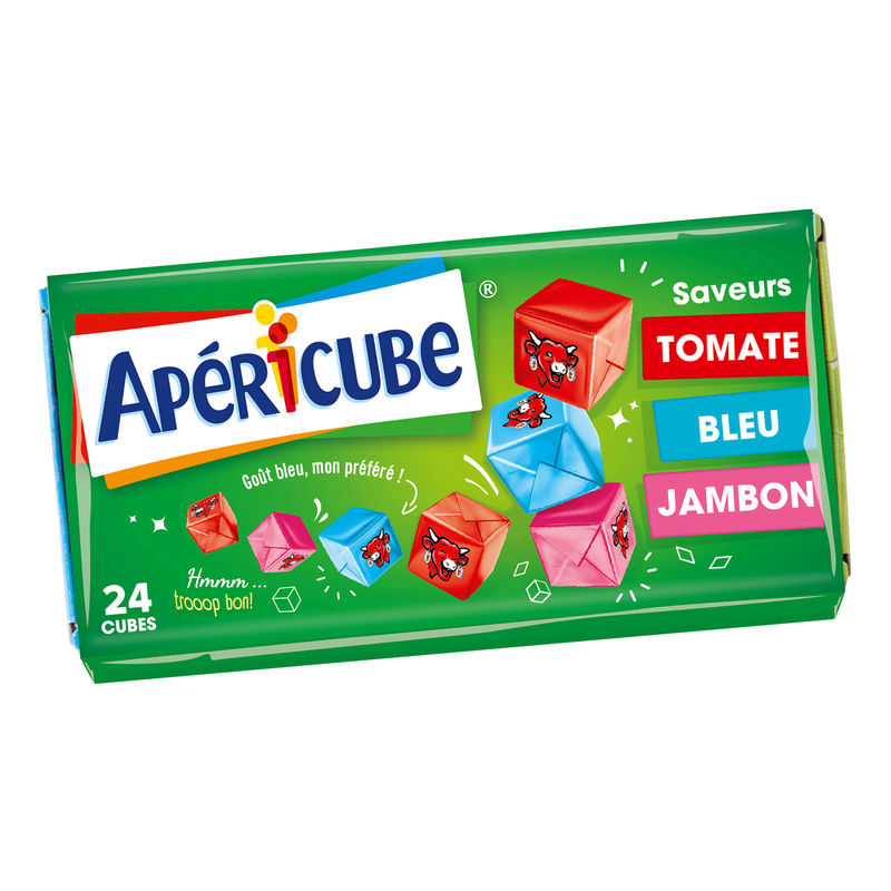 Apericub.campagn.23%mg 125g