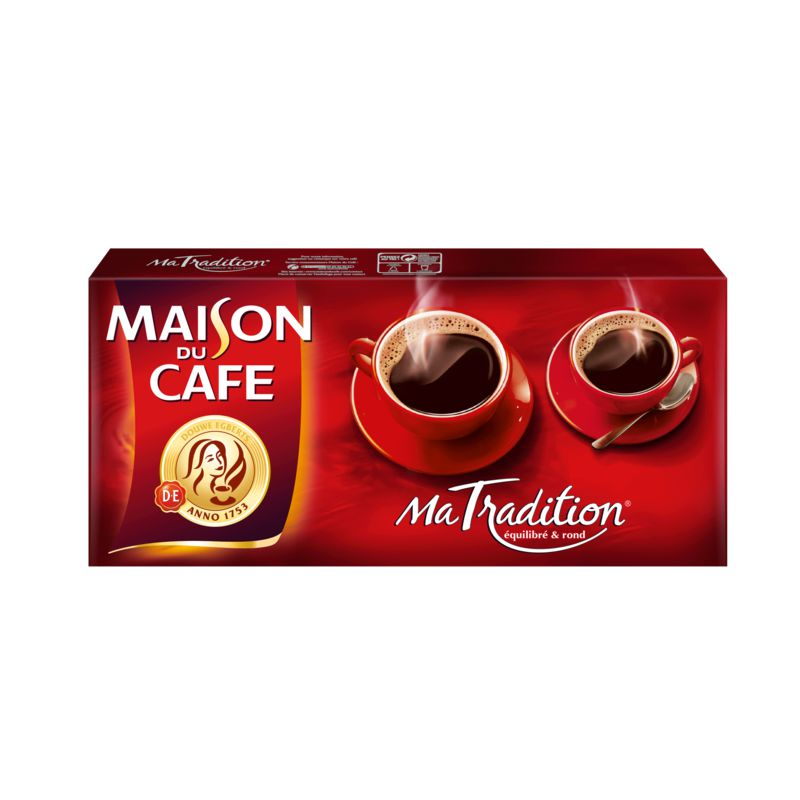 Cafe M.tradition Mdc 4x250g