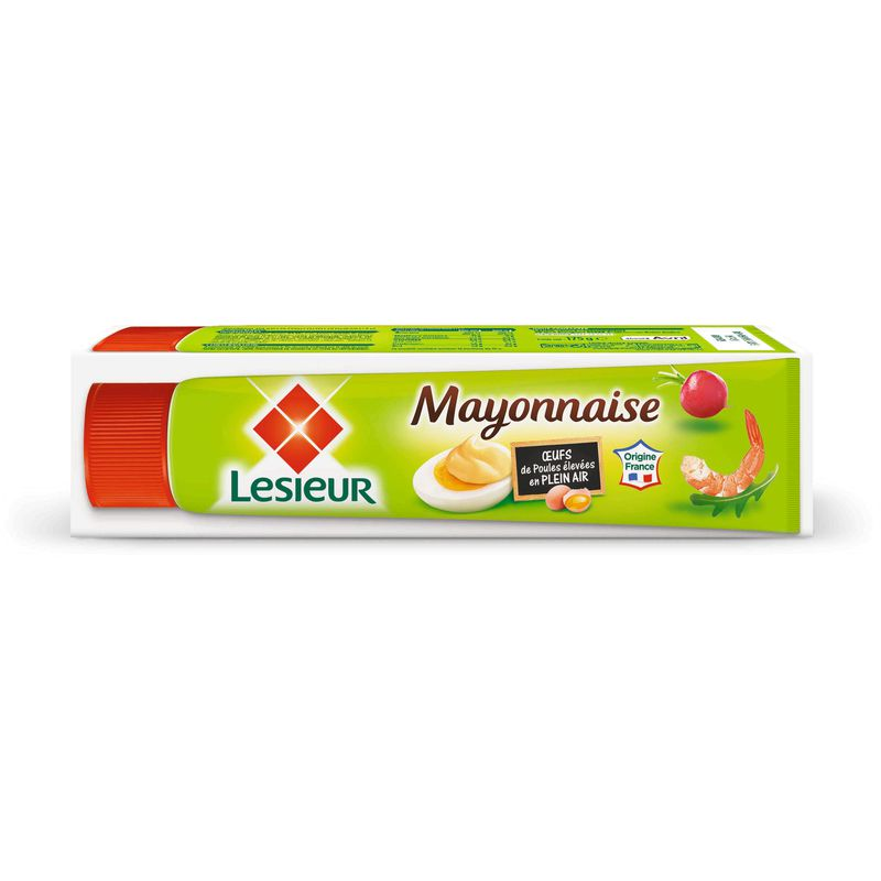 Mayonnais.lesieur Tube 175g