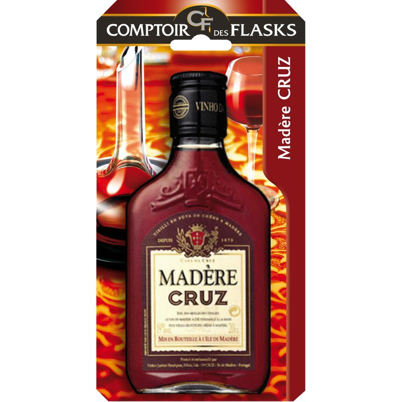 Flask Madere 17d 20cl