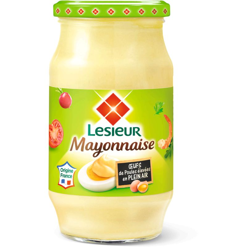 Mayonnaise Lesieur Nature 475g