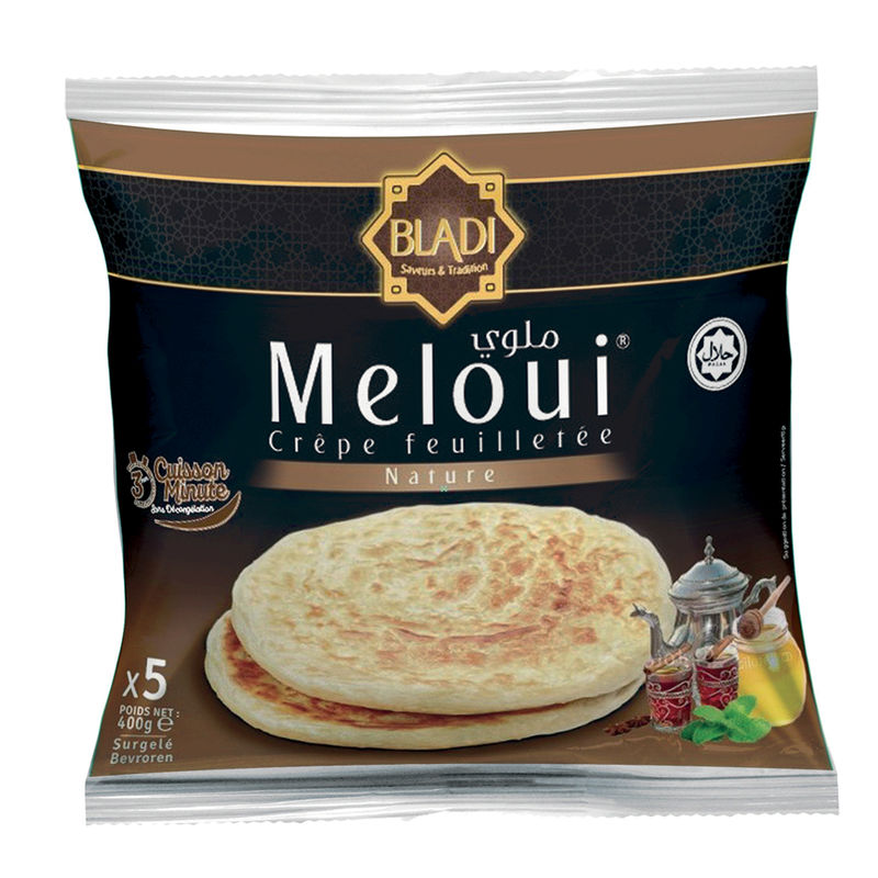Crepes Feuilletee Meloui 400g