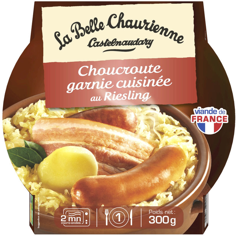 Choucroute Riesling Lbc 300g
