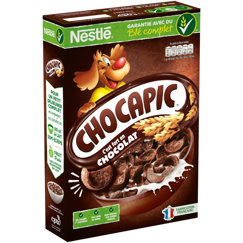 Chocapic Cereal Maxi 750g