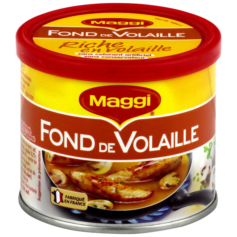 Fonds Volaille Maggi Bte 110g