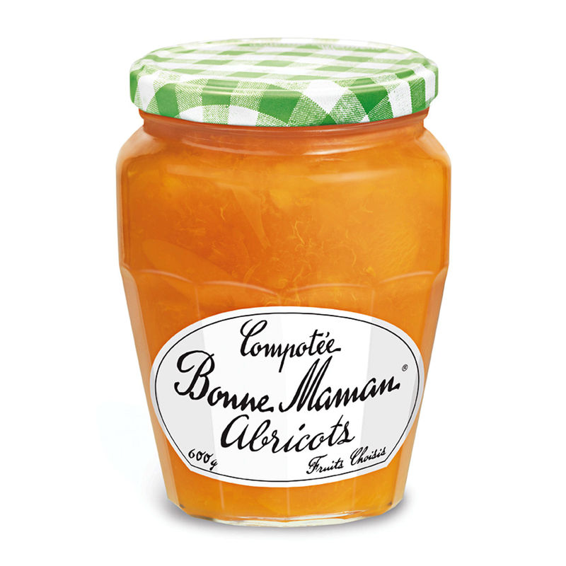 Compote Abricot Bm Bocal 600g