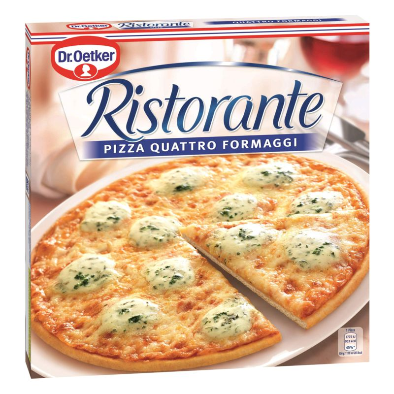 Pizza Ristorant.4fromag340g