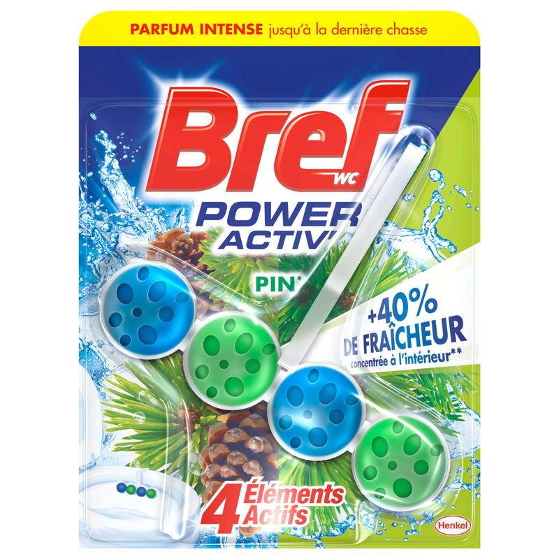 Bref Wc Power.act.pin 50g