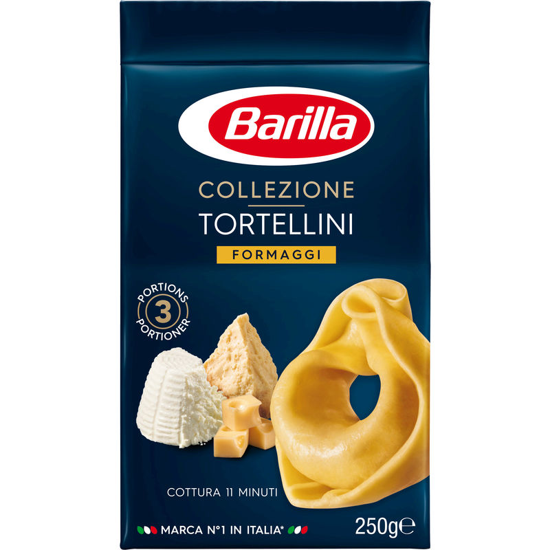 Tortel.fromage Barilla250g