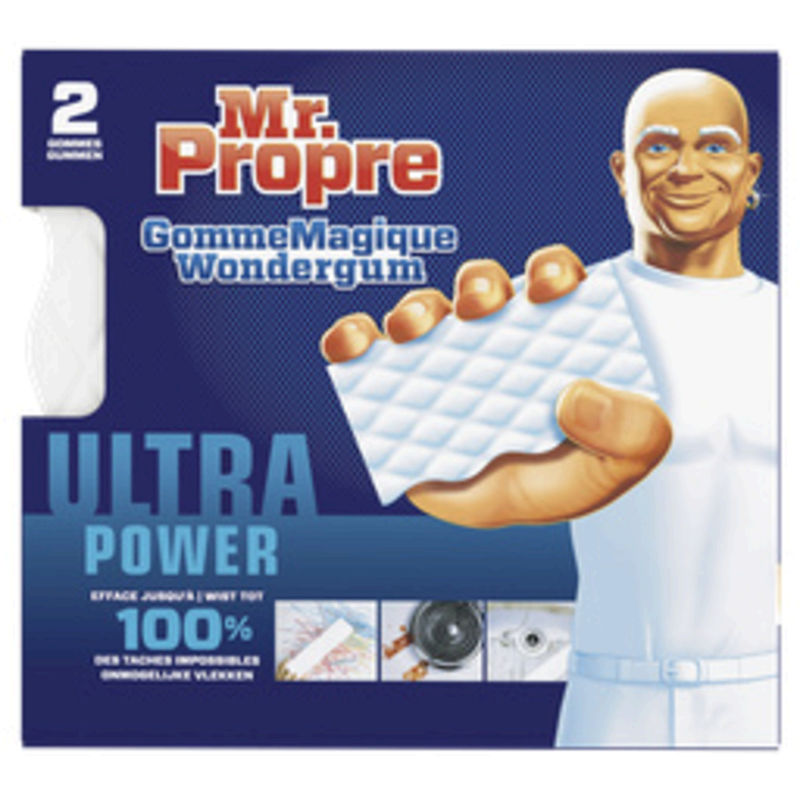 Mr Propre Gomme Extr.power X2