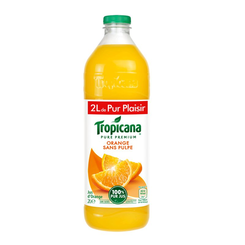 Tropicana Orange Sp Pet 2l