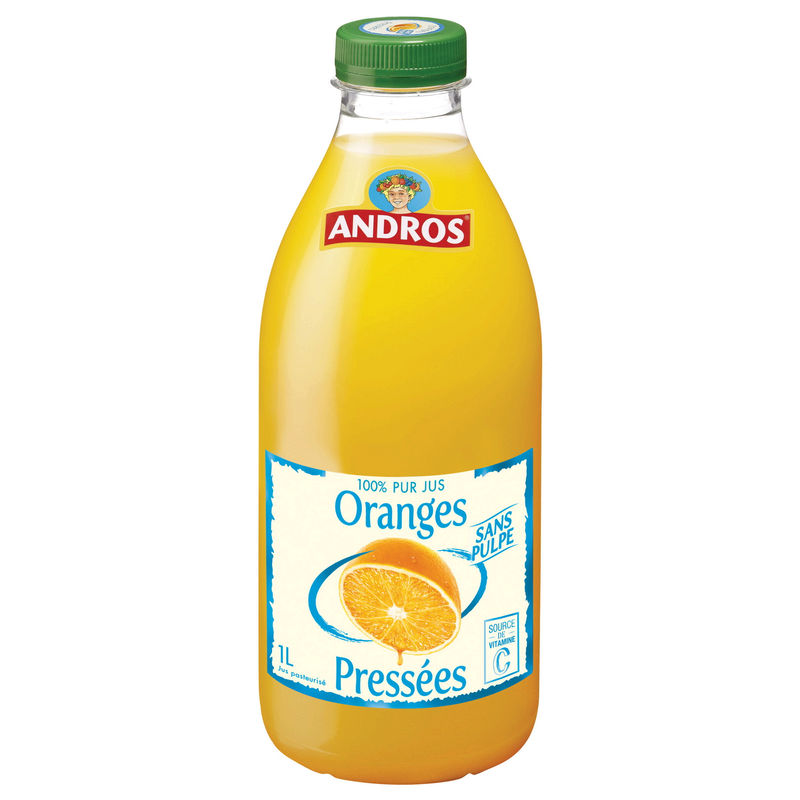 Andros P.jus Orang.douce 1l