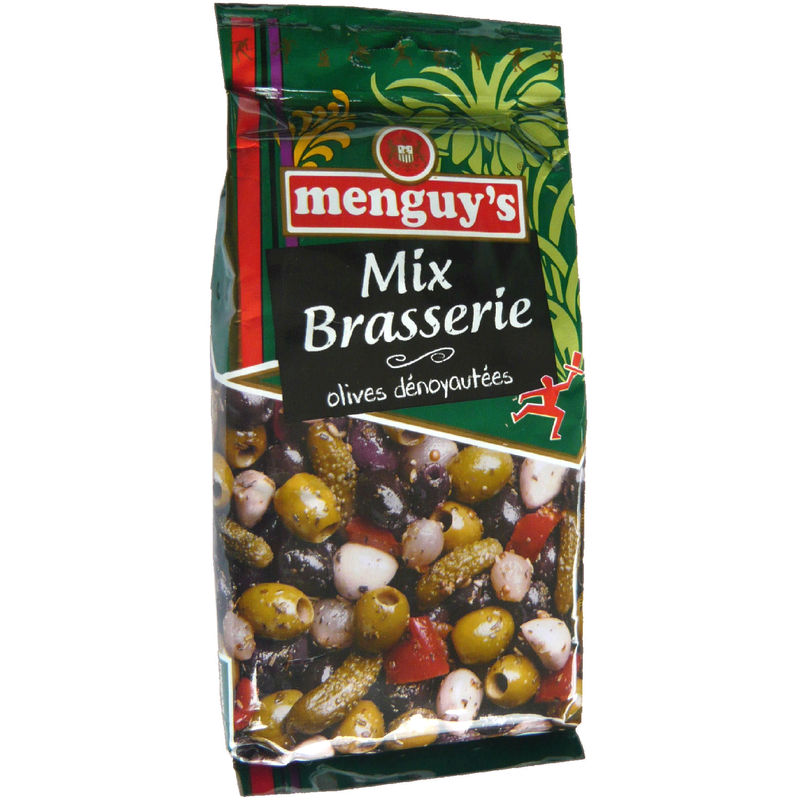 Mix Brasrie 200g