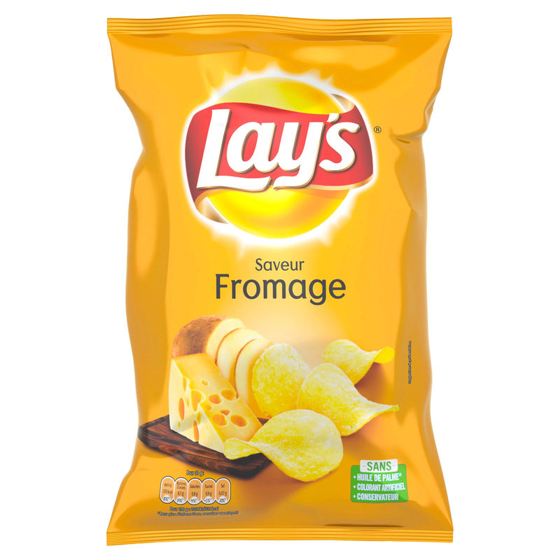 Lays Fromage 130g