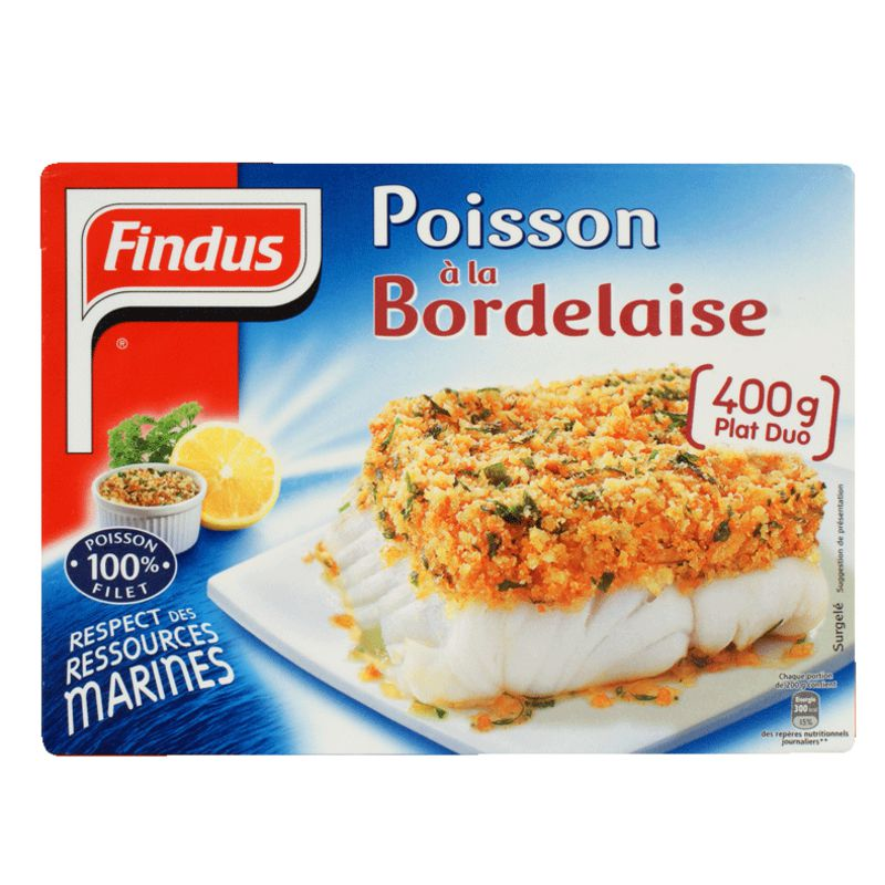Poisson A La Bordelaise 400g