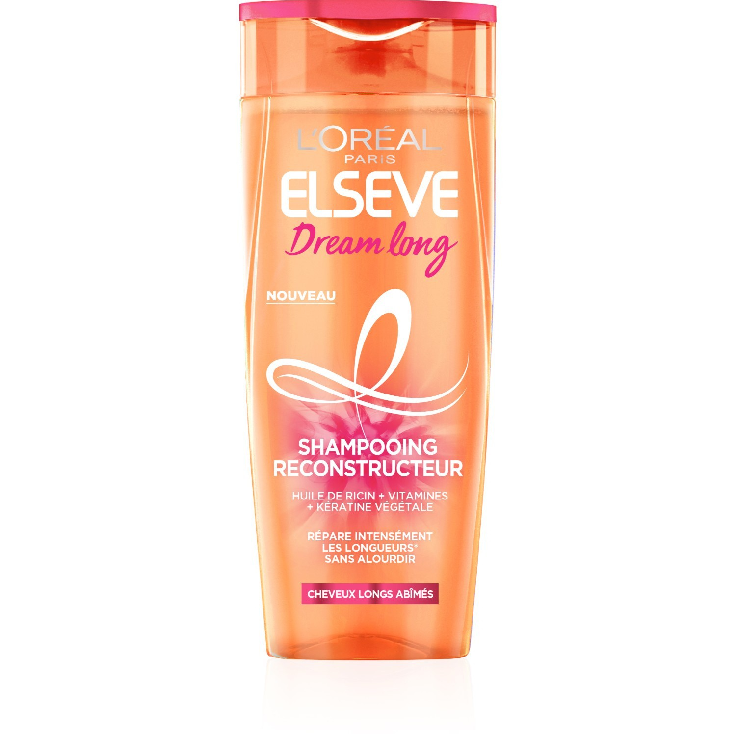 Elseve Shamp Ch.longs 250ml