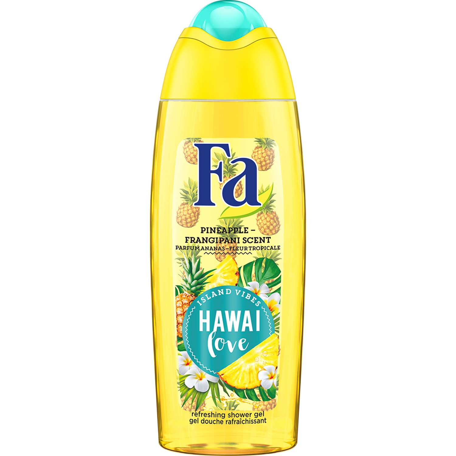 Fa Douche Hawaii Love 250ml
