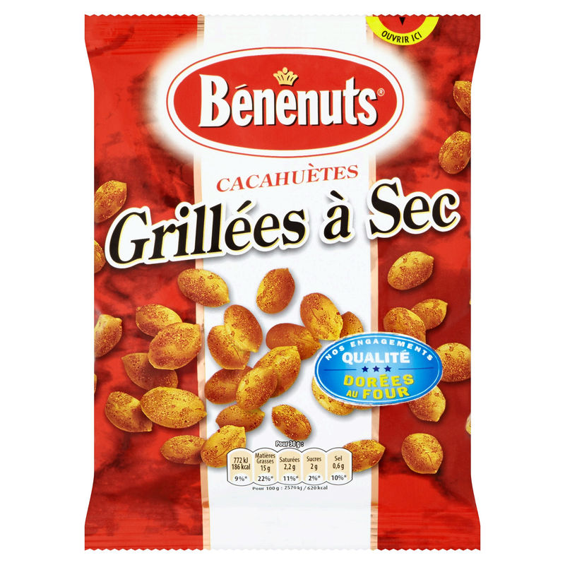 Cacahuete Gas Benenuts 200g